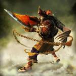 NahgaWangsa- Nusantara Warrior