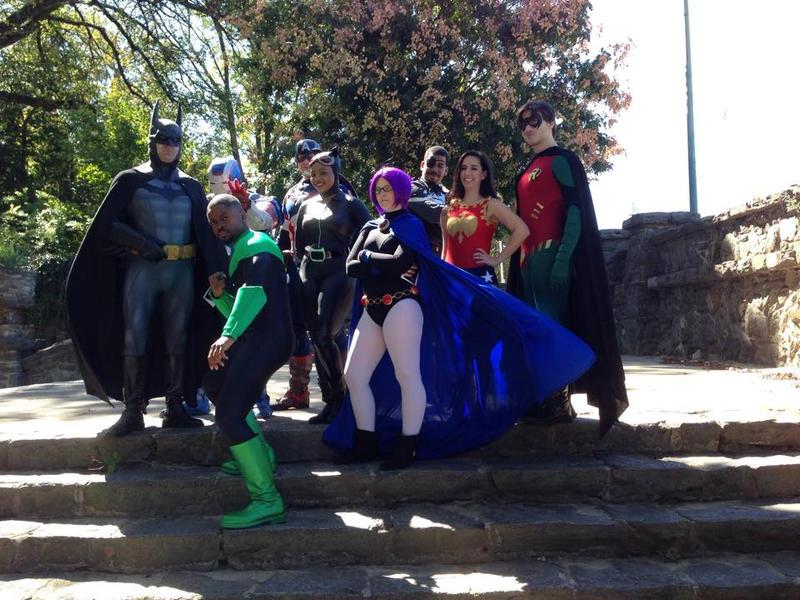 Heroes Alliance team! by summerjasmine