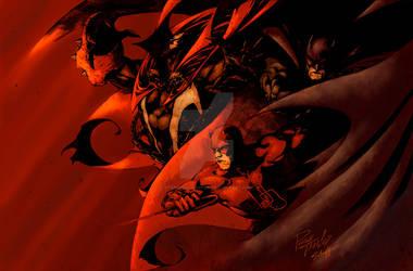 Dark Trinity by Philip Tan by StephenSchaffer