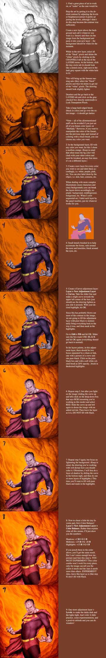 Color Tutorial 1 by StephenSchaffer