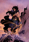 Wonder Woman by Jim Lee