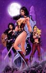 Wonder Women by Jim Lee