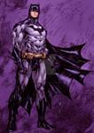 Batman by SpiderGuile