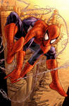 Spidey by McNiven and Vines