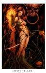 Witchblade by Michael Bair