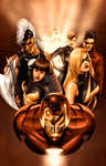 Mighty Avengers by Alex Ross