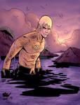 Aquaman by Wieringo and JAD
