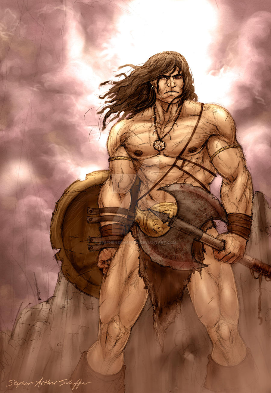 Conan - Commission