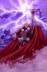 Thor by StephenSchaffer