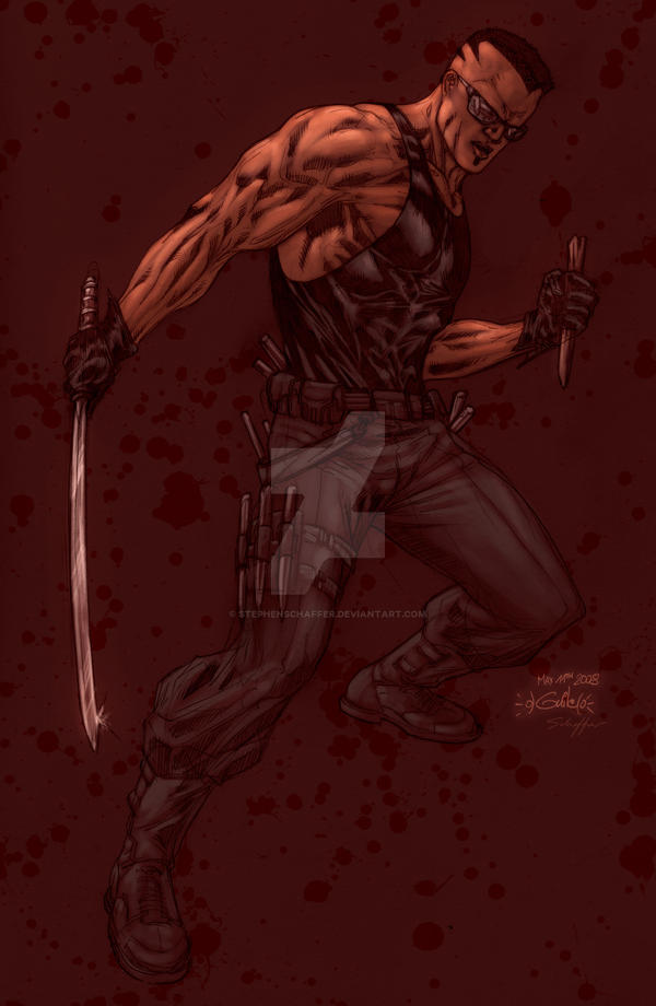 Blade by SpiderGuile