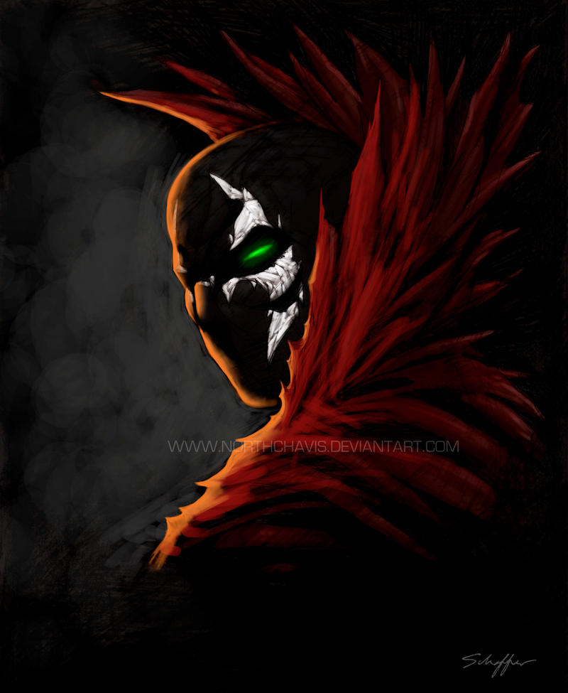 spawn ii by stephenschaffer on deviantart