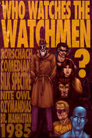 Watchmen by StephenSchaffer