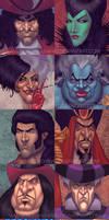 Disney Villains 100 Percent