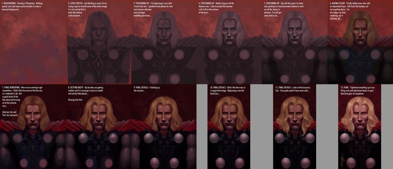 Thor Thursday - Steps by StephenSchaffer