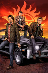 Supernatural by Anthony Spay