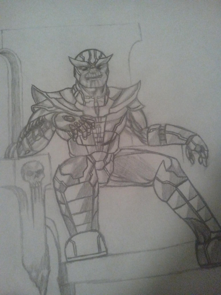 Thanos by DeadsG1
