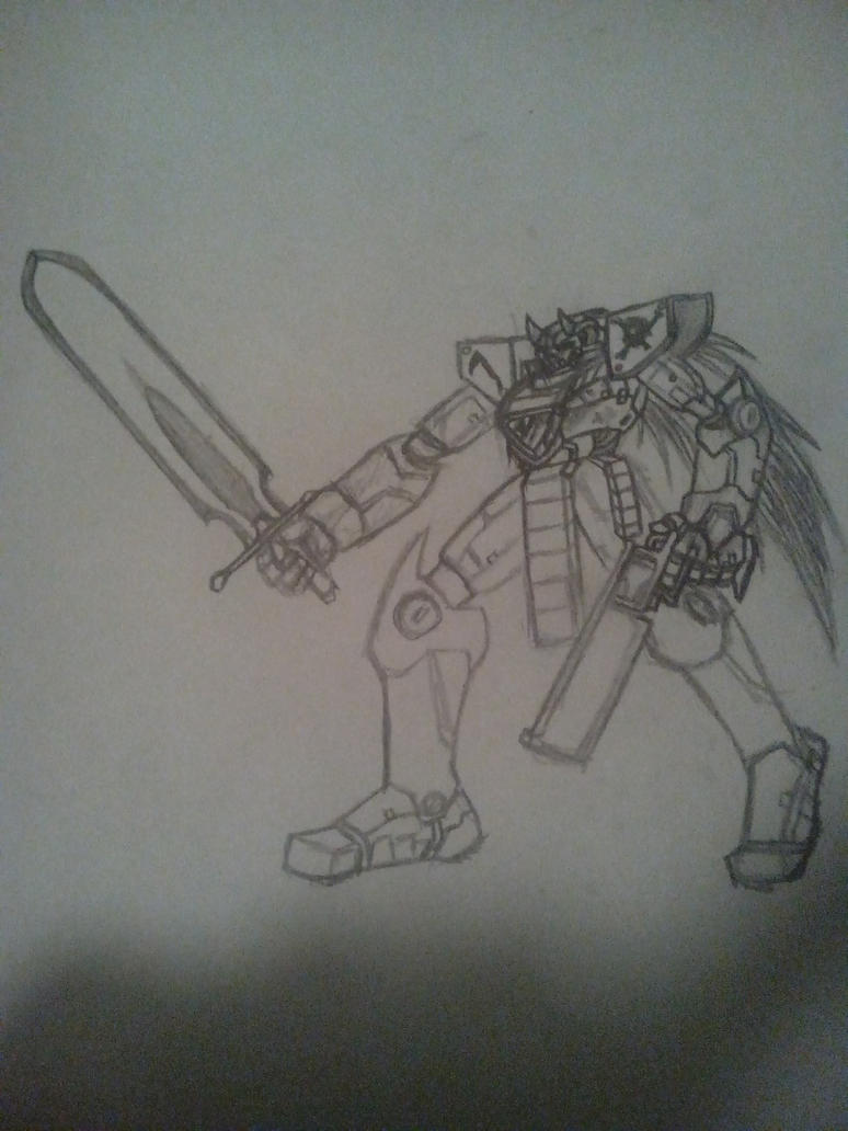 Death Hawk by DeadsG1