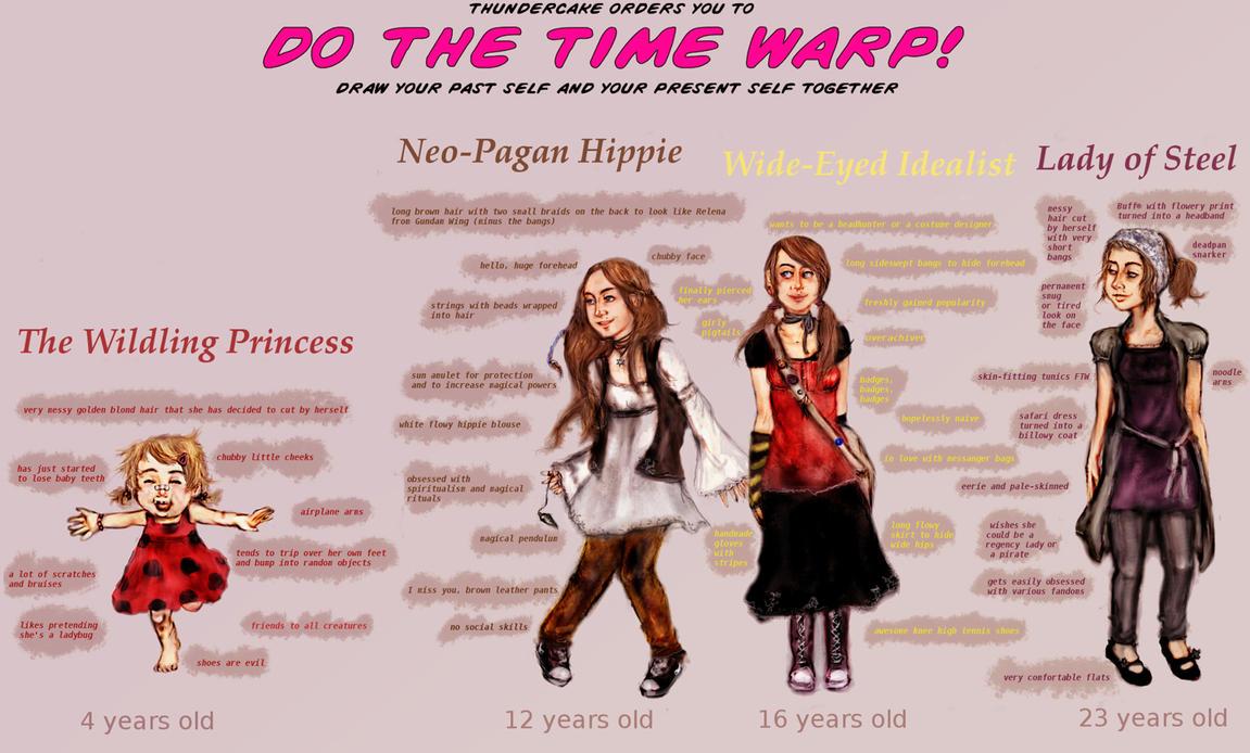 Time Warp meme by Madalinka