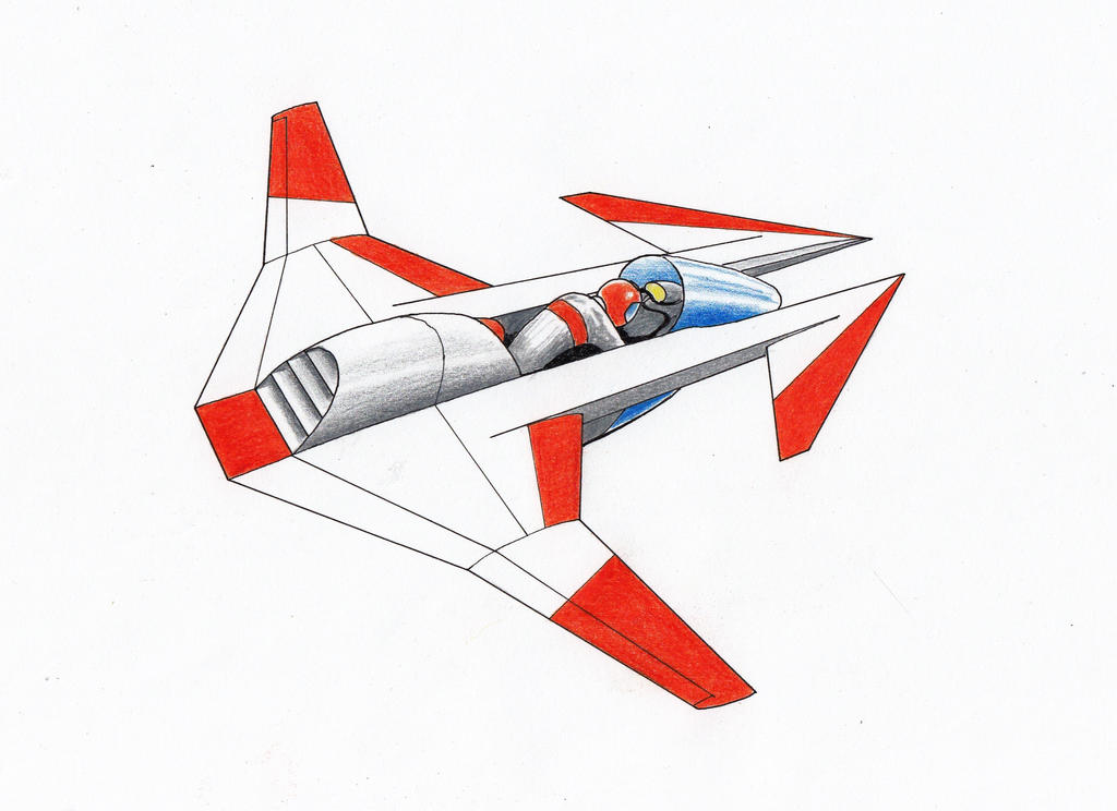 Tesla Gnat Mk. V by JamesF63