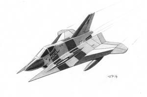 FletchAir Spitfire by JamesF63