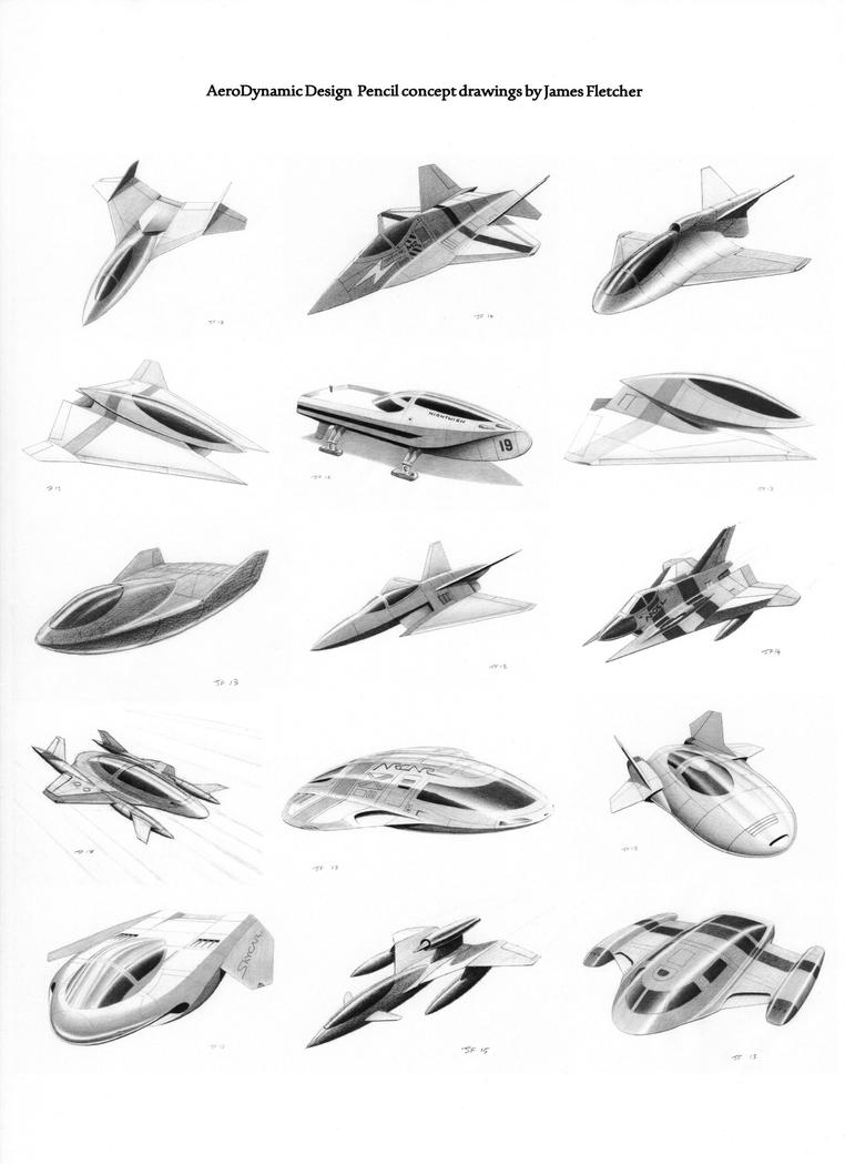 AeroDynamic Design compilation by JamesF63