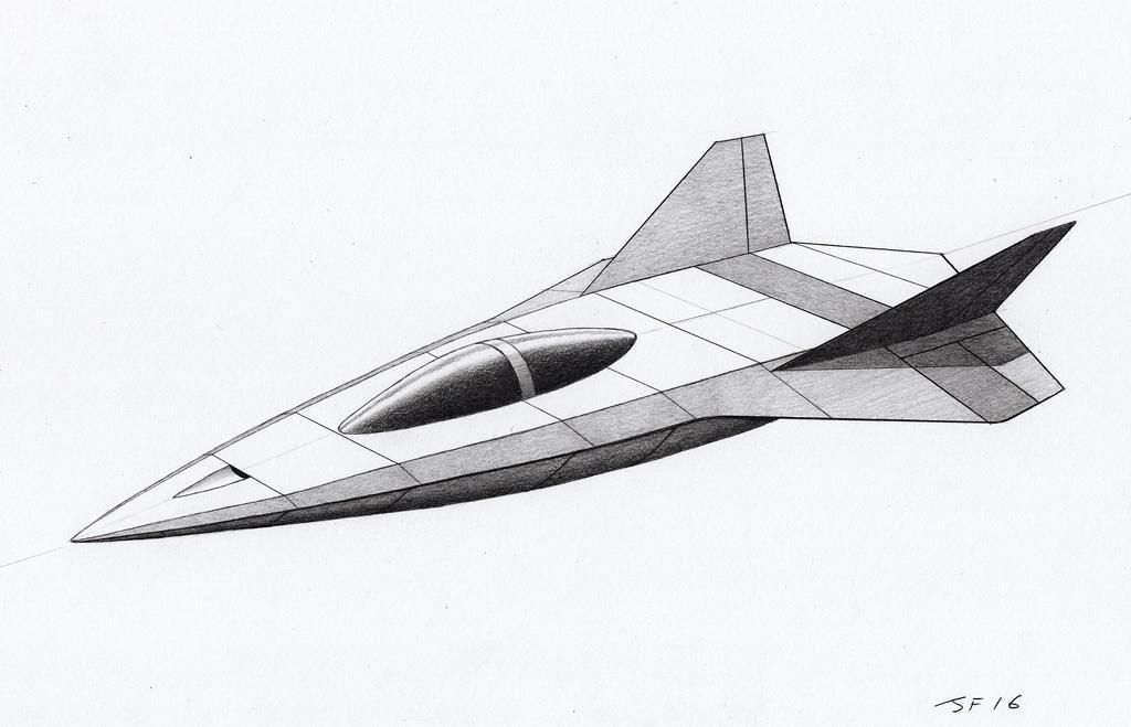 SkyDart by JamesF63