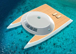The Jupiter 2 Houseboat For Lease