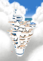 Sky Hub by JamesF63