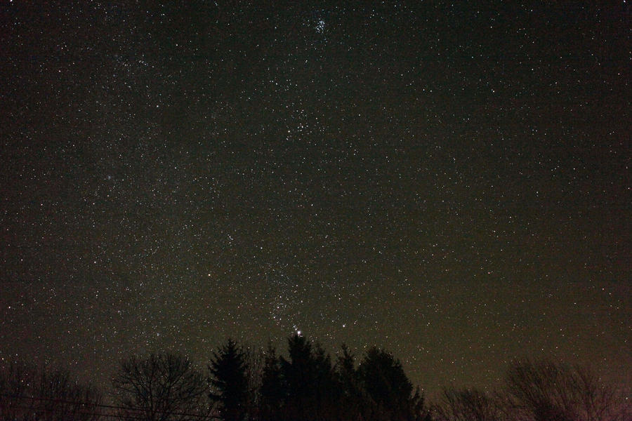 Stars by Lutheass