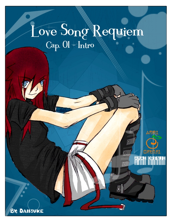 [OC] Love Song Requiem -Intro- by Daiisuke