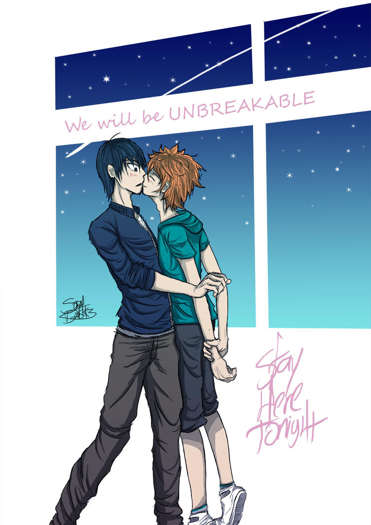 [Haikyuu] KageHina - Unbreakable by Daiisuke