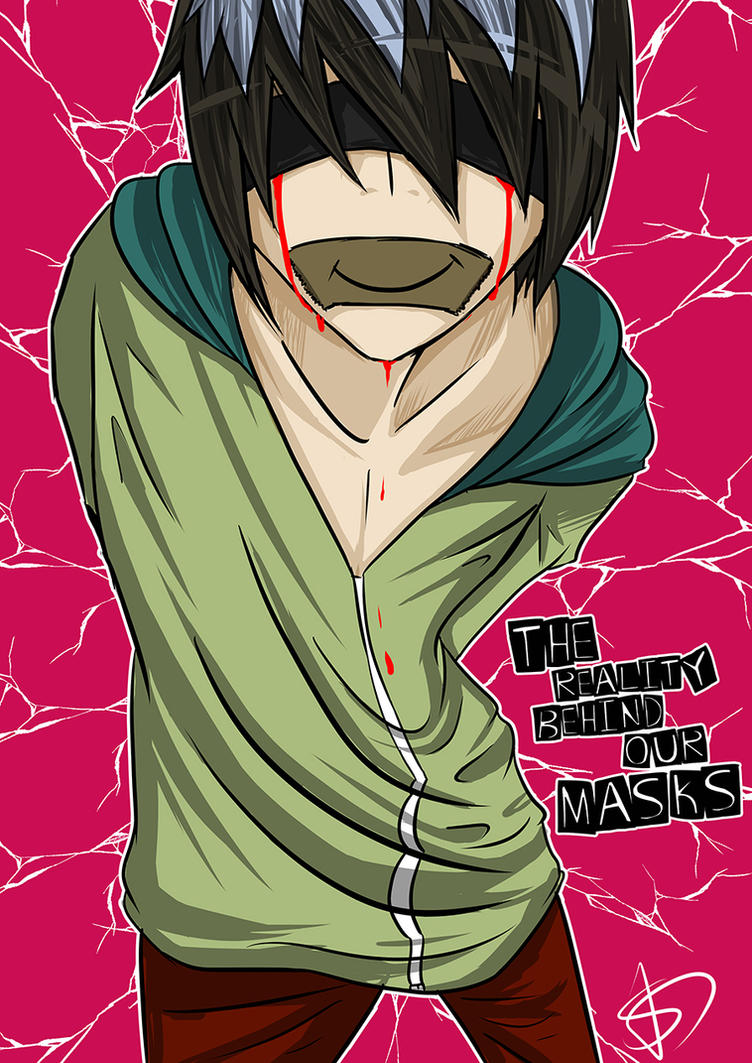 The Reality Behind Our Masks - Cover by Daiisuke