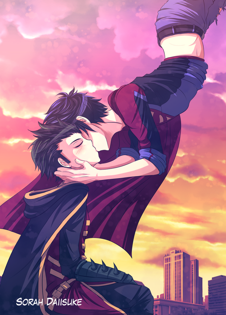 Super Sons 04 by Daiisuke