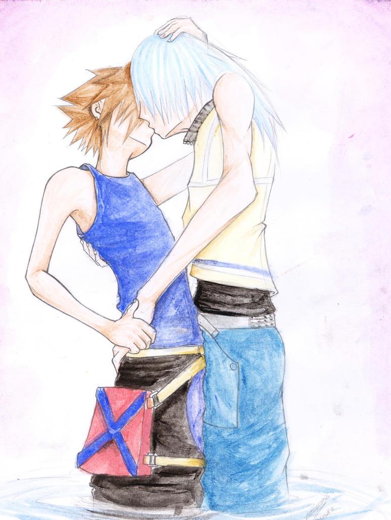 KH: Riku X Sora by Daiisuke