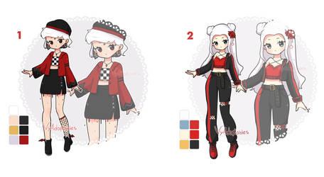 (OPEN 1/2) Mahou ShouJune - Vampires 3/3