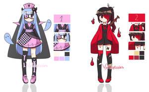 (HOLD) MahouShouJune - Nurses 2