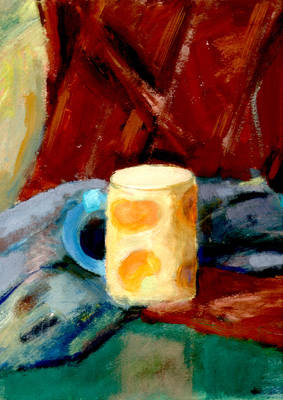 A cup of sunshine