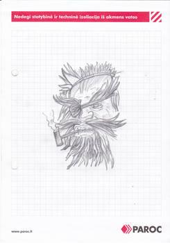 Steampunk Pirate Honeydew