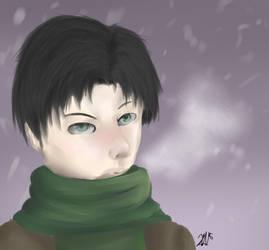 Winter Inside The Walls by zzzzenzy
