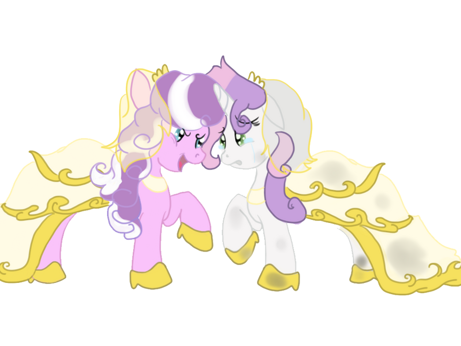 Vector Diamond Tiara And Sweetie Belle By Dashbuck