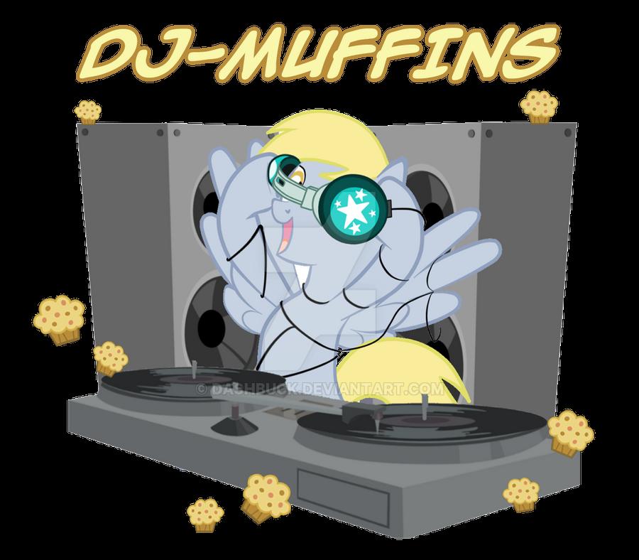 DJ-MUFFINS by Dashbuck