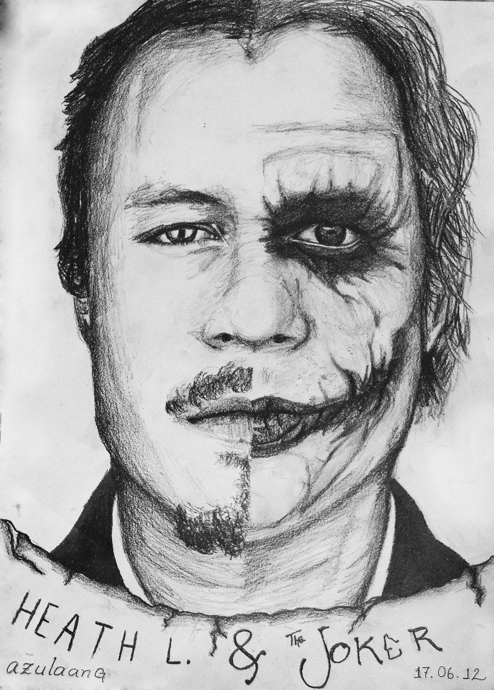 Xoloitzcuintli Fc Heath Ledger - The Jok...