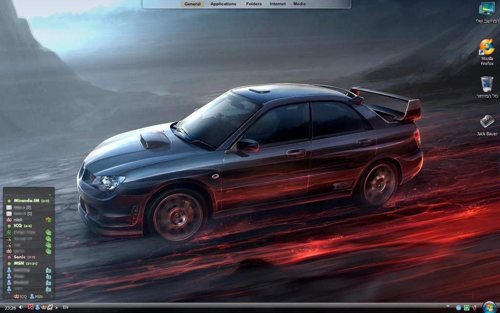 Desktop TYPE 25 by SamuraimileR