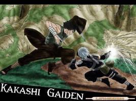 Kakashi Gaiden by SamuraimileR