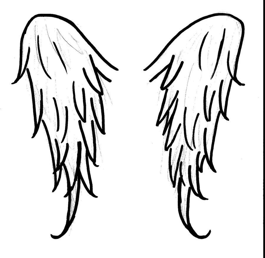 Angel Wings By MidsummerDawn On DeviantArt