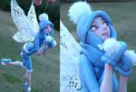 Cozy Winter Fairy