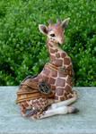 Steampunk baby Giraffe