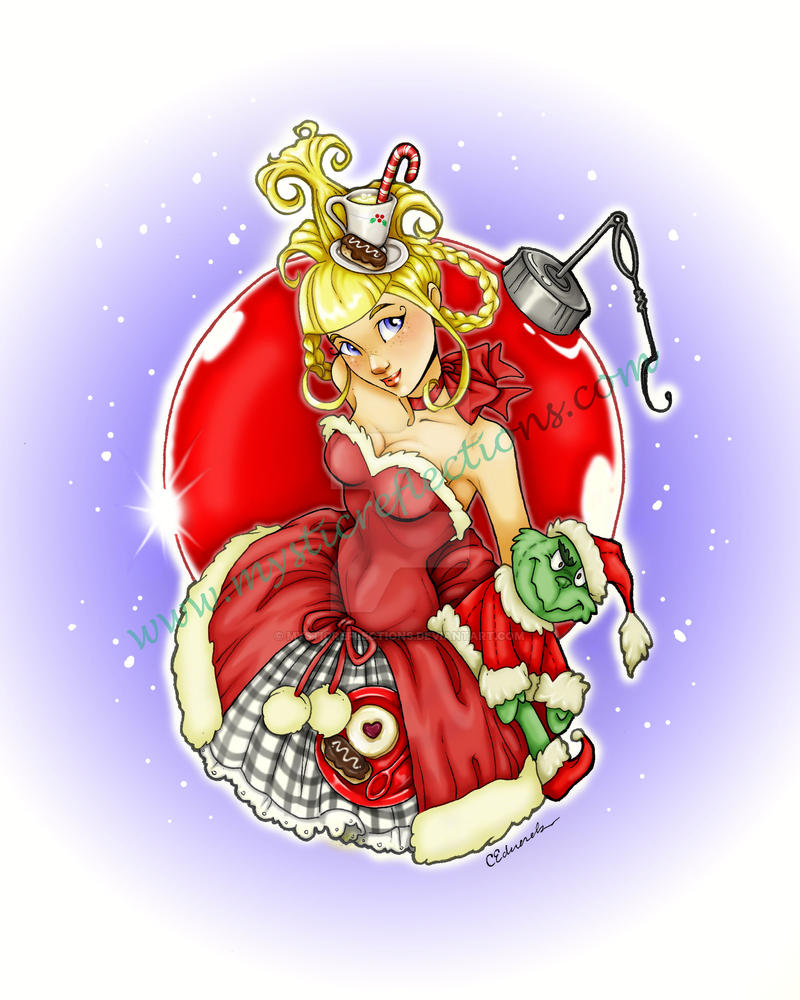 Cindy Lou Who by MysticReflections