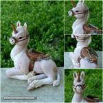 Baby Steampunk Unicorn