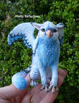 Gryphon Sculpture